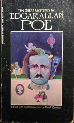 Ten Great Mysteries by Edgar Allan Poe