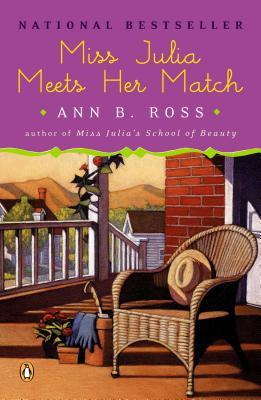 Miss Julia Meets Her Match by Ann B. Ross