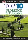 Top 10 Florence and Tuscany (EYEWITNESS TOP 10 TRAVEL GUIDES)