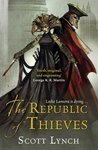 The Republic of Thieves (Gentleman Bastard, #3) cover image