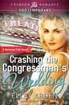 Crashing the Congressman's Wedding (Harmony Falls, #1)