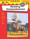 Reading Comprehension, Grades 7 - 8