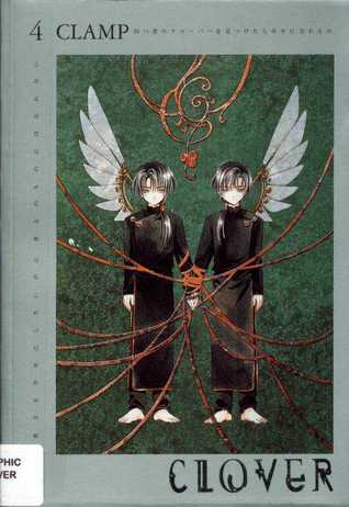 Clover, Vol. 04 by CLAMP