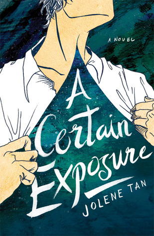 Cover art of a boy pulling apart the shirt of his school uniform, Superman-style, to reveal the title.