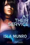 At Their Service by Isla Munro