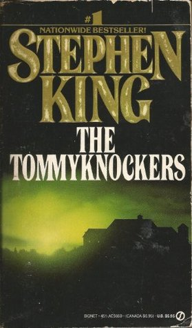 The Tommyknockers [ACE] by Stephen King