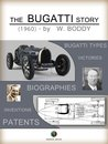 The Bugatti Story: 6 (History of the Automobile)