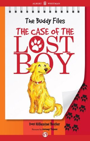 The Case of the Lost Boy (Buddy Files #1)