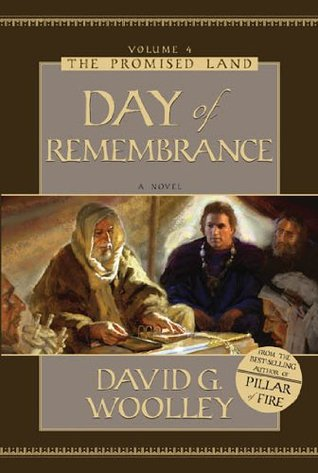 Day of Remembrance (The Promised Land, Vol 4)