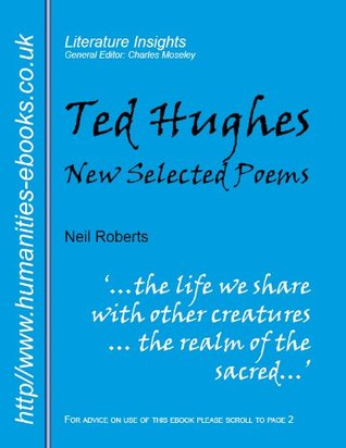 Ted Hughes new selected poems
