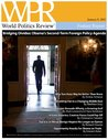 Bridging Divides: Obama's Second-Term Foreign Policy Agenda (World Politics Review Features)