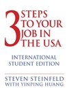 3 Steps to Your Job in the USA:  International Student Edition