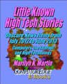 Little Known High Tech Stories, Obscure News Items from July 2012 to June 2013: Hundreds of Inconspicuous Articles on Computers, the Internet and High Technology (Little Known High Tech News Stories)