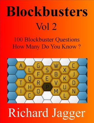 Blockbuster Quiz - Volume Two Richard Jagger