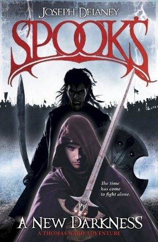 Spook's: A New Darkness (Starblade Chronicles, #1)