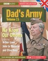 Dad's Army Vol. 15: We Know Our Onions/The Royal Train/A Question of Reference/The Recruit (BBC Radio Collection)