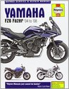 Yamaha Fz6 Service and Repair Manual