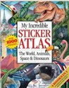 My Incredible Sticker Atlas Bind Up