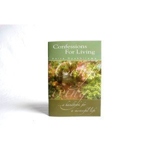 Confessions for Living: A Handbook for a Successful Life  by  Anita Oyakhilome
