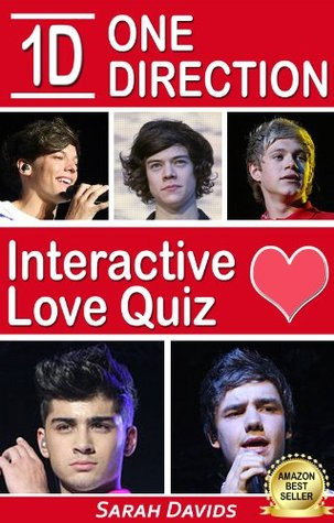 One direction 1d interactive love quiz interactive quiz books