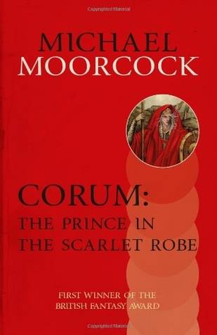 Corum: The Prince in the Scarlet Robe Corum 1-3 omnibus