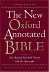 The New Oxford Annotated Bible, New Revised Standard Version with the Apocrypha, Third Edition (Genuine Leather Black 9714A)