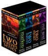 Two Halves Series (Books 1, 2, 3, & 4)