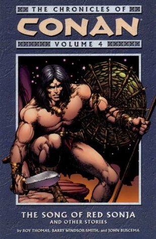 The Chronicles of Conan, Volume 4 by Robert E. Howard