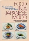 Food in a Japanese Mood