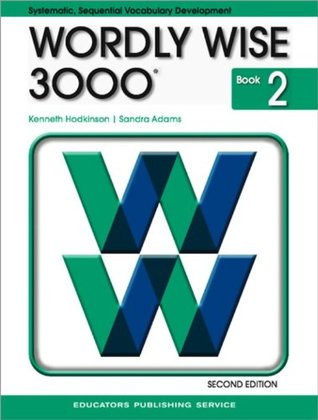Wordly Wise 3000 Grade 2 Student Book - 2nd Edition