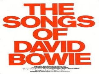 The Songs Of David Bowie (Personality Books) by David Bowie