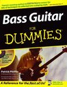 Bass Guitar For Dummies (For Dummies (Lifestyles Paperback))