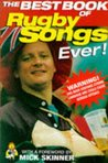 The Best Book Of Rugby Songs Ever!