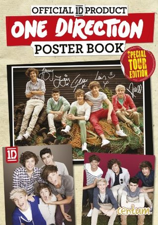 One Direction Poster Book: Official 1D Product