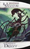 The Legend of Drizzt Boxed Set, Books VII - X (Forgotten Realms: Legacy of the Drow, #1-4; Legend of Drizzt, #7-10)