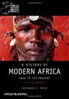 A History of Modern Africa: A New Agenda for Architecture