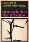 Prescription For Anxiety