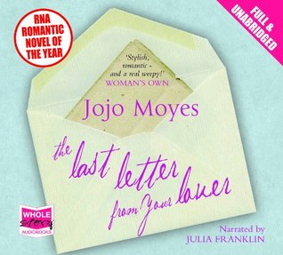 The Last Letter from your Lover (Unabridged Audiobook)