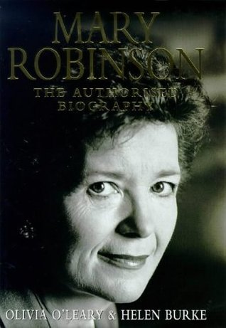 Mary Robinson biography book