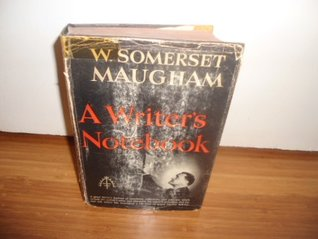 Download A Writer's Notebook MOBI by W. Somerset Maugham
