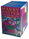 Harry Potter Childrens' Editions (Harry Potter, #1-6)