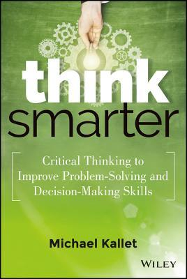Problem solving decision making and critical thinking