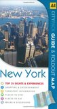New York: Guide & Foldout Map (AA CityPack Guides)