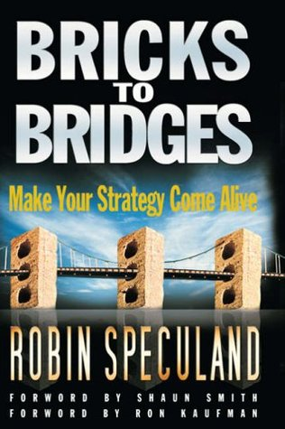 Bricks To Bridges by Robin Speculand