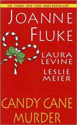 The Dangers of Candy Canes (A Jaine Austen Mystery)