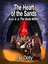 The Heart of the Sands (The Gods Within, #3)
