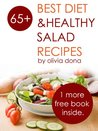 Diet salad recipes book- the best salad recipes for rapid wei... by Olivia Dona