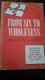 From Sin to Wholeness