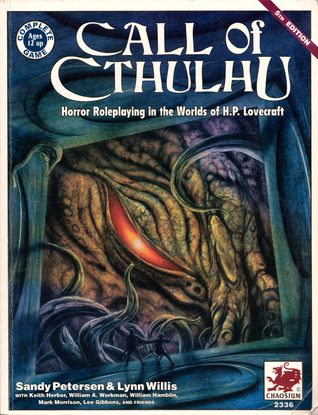 Call of Cthulhu 5th Edition by Sandy Petersen