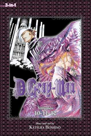 D.Gray-man (3-in-1 Edition), Vol. 4: Includes Vols. 10, 11 & 12 (D.Gray-man: Omnibus, #4)